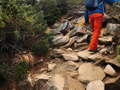 山登り後のボディーケアに機能改善体操