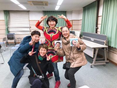 たかのてるこさんに会いたくなって京都の講演会へ行った12月