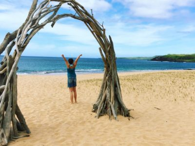 大好きなHawaii(モロカイ島)の旅 part1